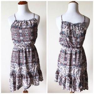 BCBGeneration Dresses & Skirts - BCBGeneration Kalediscope Print Dress