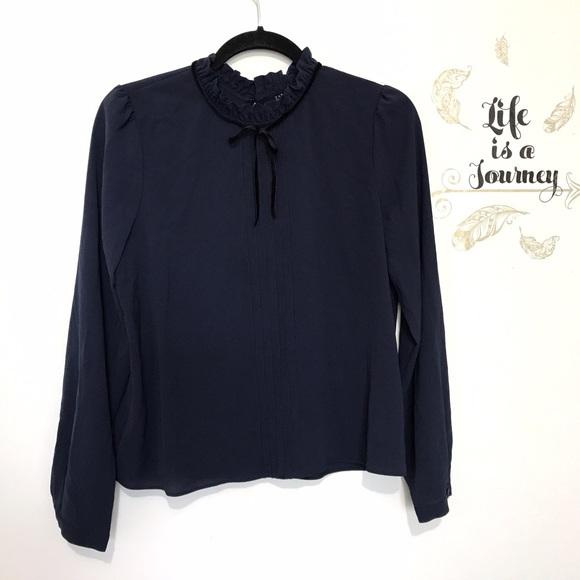 Zara Victorian Blouse 94