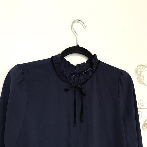 Zara Victorian Blouse 53