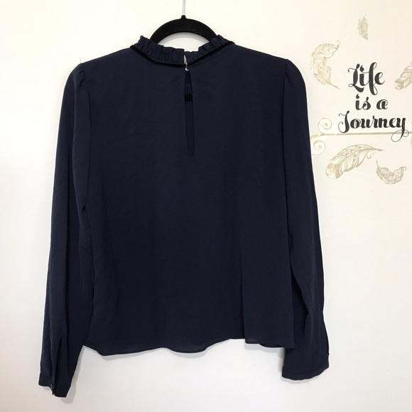 Zara Victorian Blouse 17