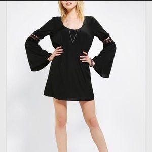 Nina by Stone Cold Fox Black Boho Dress
