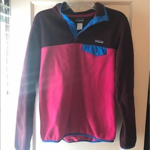 Patagonia Tops - Patagonia Synchilla Fleece - Like New!