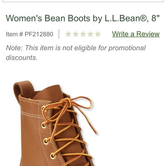 Innovative Bean Shoes  LL Bean Women39s 8quot Duck Boots Size 7 Navy Blue