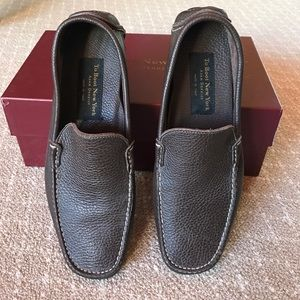 To Boot Other - To Boot New York Men's leather Driving Shoe