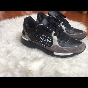 CHANEL Shoes - Authentic Chanel runners