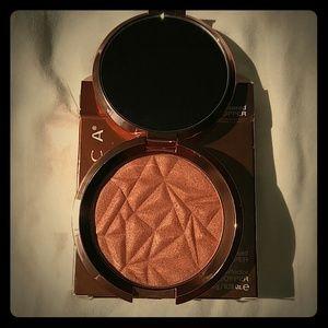 BECCA Other - BECCA Skin Perfector Pressed Blushed Copper