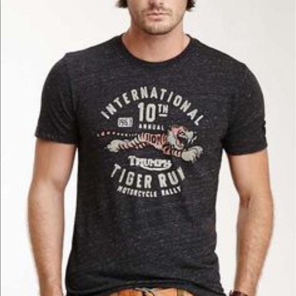acf7ad87212 Men s Triumph Tiger Run Shirt. M 5944219d9818297f0000eec9