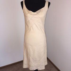 """Trussardi Dresses & Skirts - 🎉Tan trussardi dress """"Kim k dress """"🎉"""