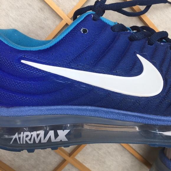 Nike .Air Max 2017 Run Easy Running Shoes SZ 8