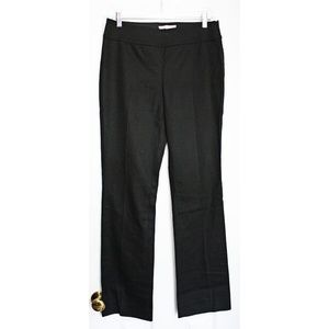🔥Rebecca Taylor🔥Black straight leg pants