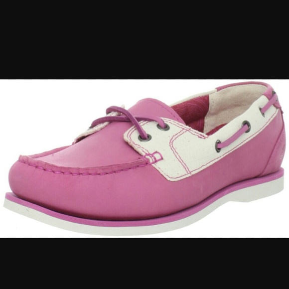 79 timberland shoes price womens sz 6m pink boat