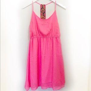 5th & Love Dresses & Skirts - NEW Neon Pink Summer Dress