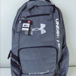 Under Armour Other - Under Armour Storm1 Hustle 2 Backpack NWT Heatgear