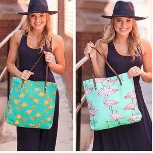 Handbags - 🍍Canvas Tote Bag🍍