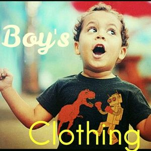 Little Boys and Youth Size Clothing