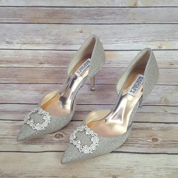 406162337d Badgley Mischka Shoes - Badgley Mischka