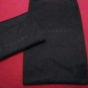 Givenchy dust bag