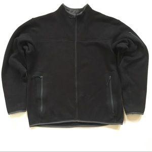 Arc'teryx Other - ARC'TERYX Black Zip Fleece Jacket