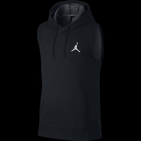 841f71e778fe3 Air Jordan Pullover Sleeveless Hoodie