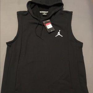 c4e11d8363684 Jordan Jackets   Coats - Air Jordan Pullover Sleeveless Hoodie