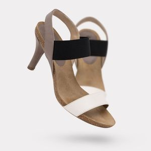 Anyi Lu Shoes - Dressy strappy sandal - anyi lu 37 heels boutique