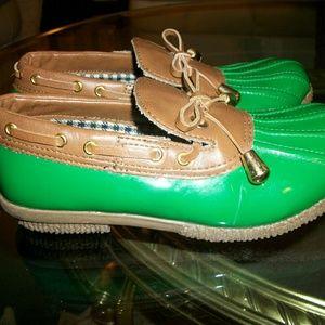 Merona  Flats Rubber shoes