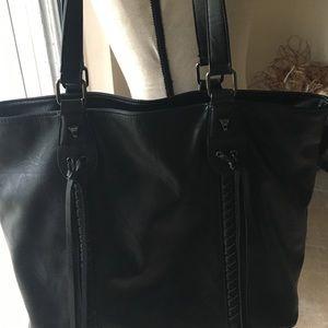 Antik Kraft Handbags - Antik Kraft black shoulder bag