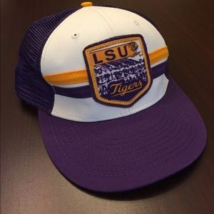 Top of the World Other - LSU Tigers Top of the World Trucker Hat
