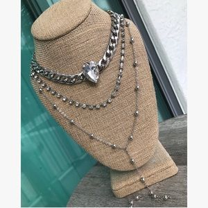 Jewelry - Stunning choker set