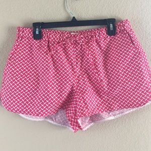 "J.crew 3"" printed linen pull-on short, Medium, NWT"