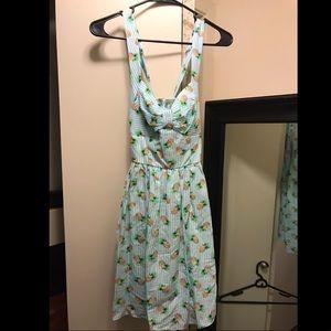 Dresses & Skirts - Pineapple dress