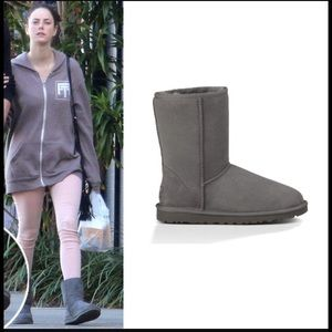 UGG Shoes - NEW UGG CLASSIC SHORT GREY