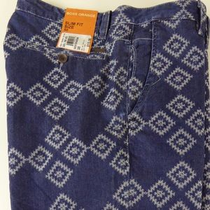 BOSS ORANGE Other - Hugo Boss Orange Slim Fit Sairy Denim Cotton Short