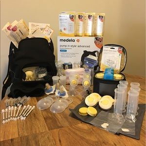 Medela Accessories - Medela instyle advanced pump and supplies