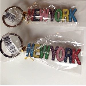Accessories - ❤ New York Key Chain - or FREE w/ $15 purchase