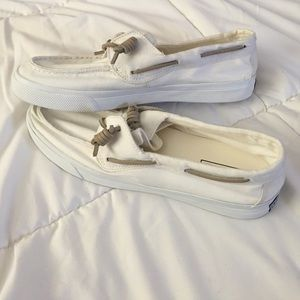 Sperry Top-Sider Shoes - CREAM SPERRY'S