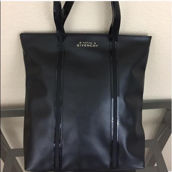 fed7073b4be9 Givenchy Handbags - Givenchy parfum black tote purse bag