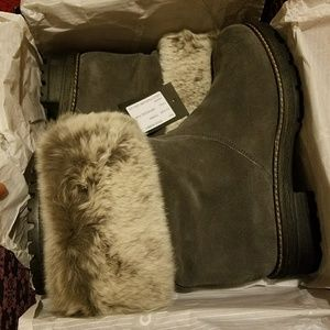 Carlo Pazolini Shoes - Fur boots