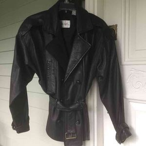 Spiegel Leather Jacket