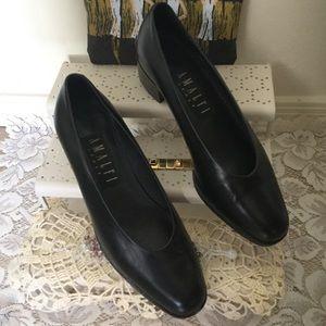 Amalfi Italy leather shoes