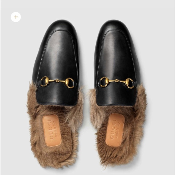 1de47a0dbfb Gucci Shoes - Gucci Princetown leather slippers