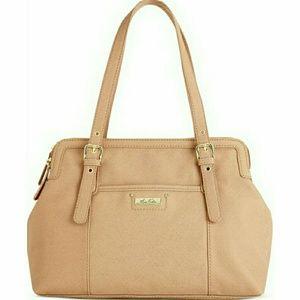 Marc Fisher Handbags - 🆕Marc Fisher Camel Large Satchel