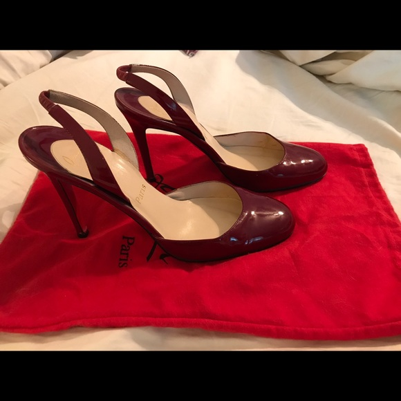 43 off christian louboutin shoes authentic christian