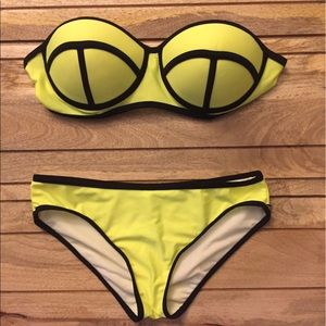 Other - Neon Green Bikini
