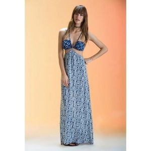 SOFIA by Vix BANJI MIX N' MATCH LONG DRESS M