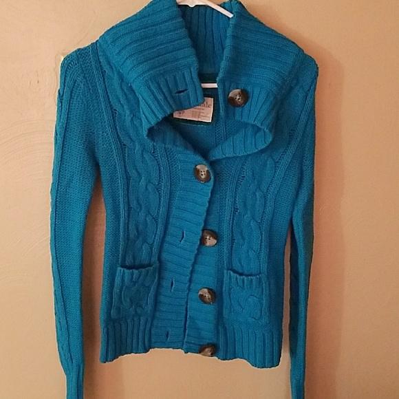 Aeropostale Sweaters - Aeropostale Button Up Sweater
