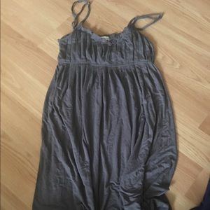 Moa Moa Dresses & Skirts - Moa moa grey dress