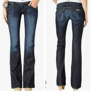 Hudson Jeans Denim - EUC! Hudson style w170dha cut a00635 Sz. 24