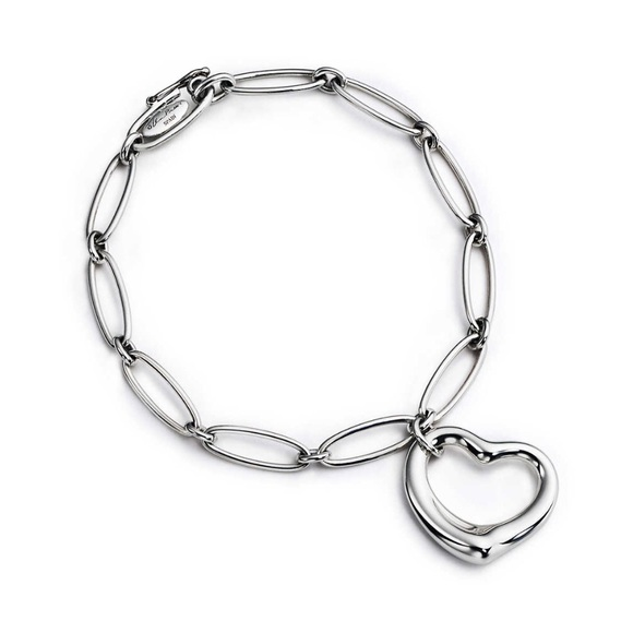 6a085ebc6 Tiffany & Co. Elsa Peretti Open Heart Bracelet. M_594471766d64bc844301f790