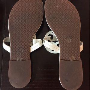 bbaae6a0afe5 Tory Burch Shoes - Tory Burch Miller Sandal Bleach